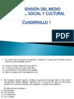 Revision Cuadernillo 1 Ciencias