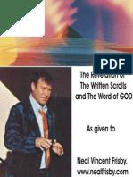 Neal Frisbys' Scroll 263