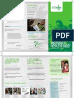 Gravesham Food Bank Leaflet