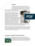 Comparison of biodiesel and standard diesel.docx