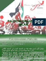 Palestin Dan Ummat Islam