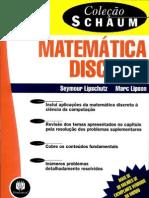 matematica Discreta - Coleção Schaum - 2ª Ed(Pt-Br)(Incompleto)_noPW