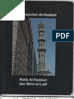 PDF Ratib al Haddad buku hijau Hawi al Khairat