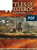 Battles of Westeros Rulebook Eng