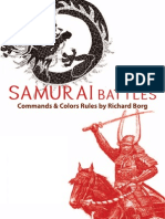 CandC Rules Samurai