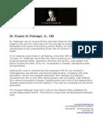 Dr. Pottenger's Cat Study