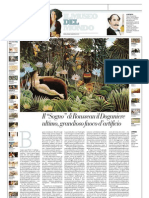 IL MUSEO DEL MONDO 28 - Il Sogno Di Henri Rousseau (1910) - La Repubblica 07.07.2013