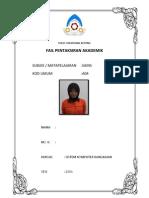 Cover File Diploma - Akademik