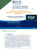 Clase9 - Sustentacion (Empresa PERU BIKE)