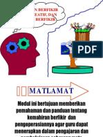Kemahiran Berfikir Kritis Dan Kreatif (3)