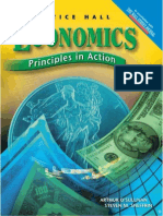 Economics Principles in Action Arthur Sullivan Steven M Sheffrin