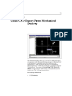 Autodesk Mechanical Desktop Piston Tutorial