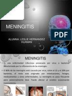 Diapo de Meningitis