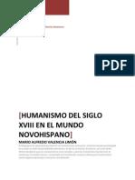 Humanismo Del Siglo