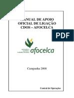 4 - Manual Apoio Oficial Ligacao CDOS