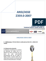 ANSI Z359.0 2007 CSG