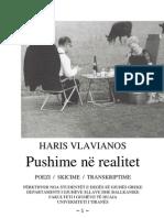 Haris Vlavianos Diakopes Stin Pragmatikothta ALBANIAN TRANSLATION