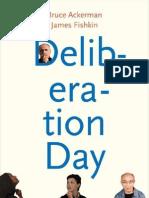 Ackerman & Fishkin - Deliberation Day