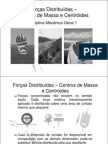 12_For+ºas distribuidas - centros de massa e centroides_impress+úo
