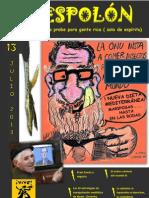 REVISTA EL ESPOLON Nº13