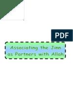Associating the Jinn as Partners With Allah