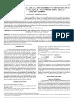 Consideraciones Sobre La Utilizacion de Diferentes Densidades en El Cultivo de Papaya en Las Isla
