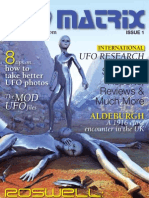 Ufo Matrix Issue 01