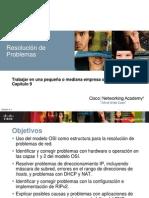 CCNA-Disc-2-Cap�tulo 9_Resolucion de Problemas.pptx