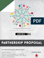 AIESEC International Congress 2013 Media Partnership Proposal