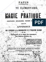 Encausse Gerard - Traite Elementaire de Magie Pratique