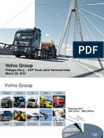 Downloads_Joint Investors Meet_Presentation on AB Volvo