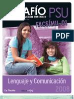 Lenguaje - Educarchile - Facsímil 1+ Claves