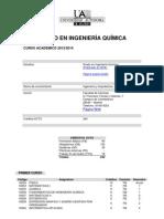 Grado Ingenieria Quimica