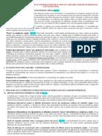CAPÍTULO 16 – A MICROCIRCULAÇÃO E O SISTEMA LINFÁTICO - TROCAS CAPILARES, LÍQUIDO INTERSTICIAL E FLUXO DE LINFA - 3 PÁGINAS