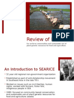 PPB Assessment Philippine PGRFA