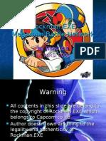 Rockman.EXE/Megaman Battle Network