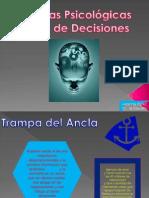 Trampas Psicologicas en la toma de decisiones.pptx