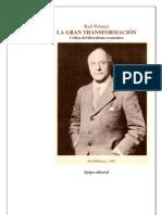 Polanyi-Karl_La Gran Transformacion