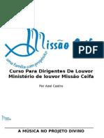 CURSO DE DIRIGENTES DE LOUVOR
