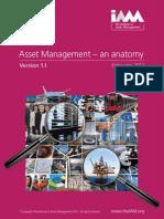 Asset Management – an anatomy v1.1 Feb2012