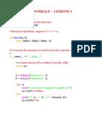 Programmi Svolti Python