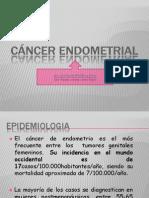 Cancer Endometrial