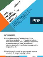 DIAGRAMAS PARA EL ESTUDIO DE LOSPROCESOS QUÍMICOS