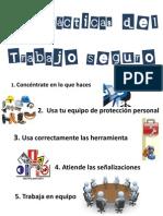 Afiche 5 Prácticas del Trabajo Seguro
