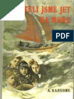 1948 Nechtěli jsme na moře (il.Z.Burian)