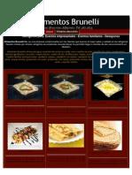 Refrigerios y Otros Alimentos Brunelli