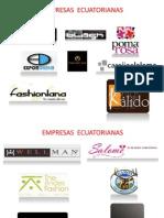 Pro Ecuador Colombia Moda