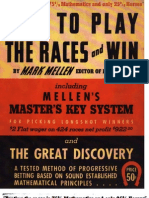 How to Play the Races and Win - Mark Mellen