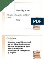 Guía de investigación parte 1
