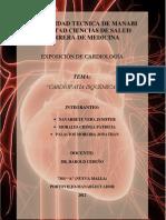 Cardiopatia Isquemica 7mo A